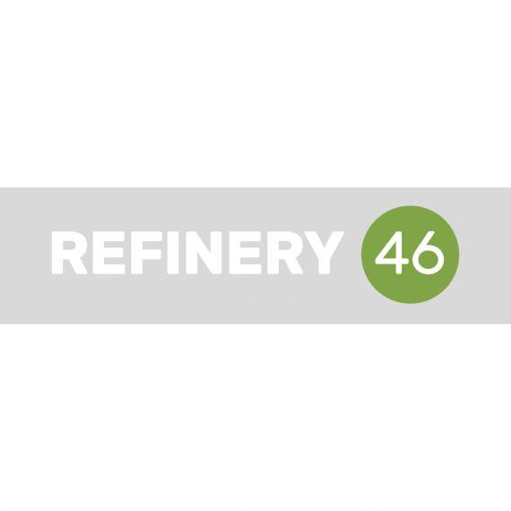 Refinery 46 logo